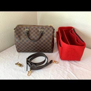 Louis Vuitton Bags - Louis Vuitton Speedy Bandouliere 30 Damier